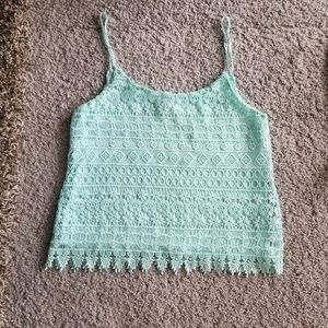 Divided H&M Lace Top